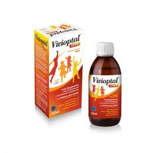 Vivioptal Junior Sugar Free Syrup 250ml